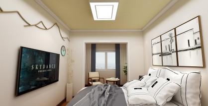 客厅墙面颜色如何选?
