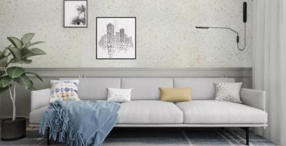装修选材大比拼:艺术涂料与其他墙面装饰材料的区别